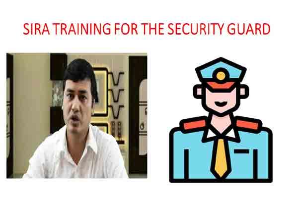 SIRA training