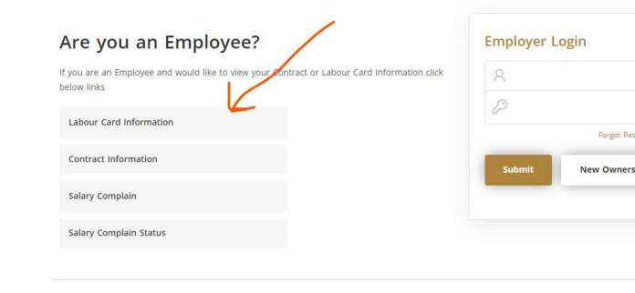 UAE-Labour-Card
