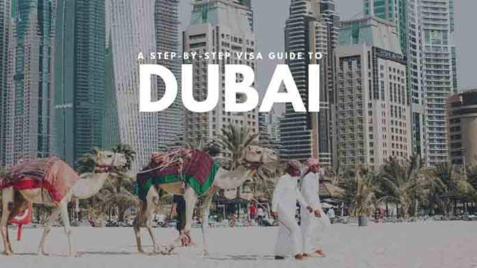 UAE visit visa