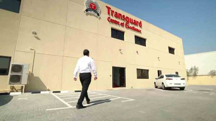 salary in transguard group