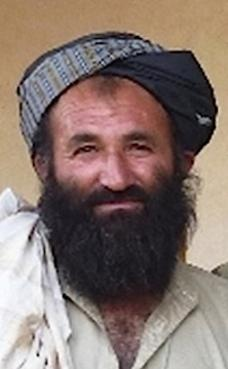 Abdul Ghani before his capture, in a photo made available by his lawyers.