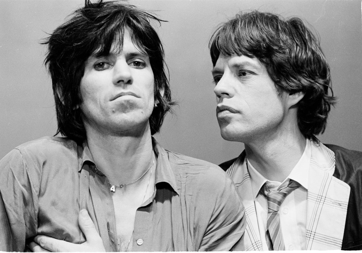 Keith Richards Apologizes Slamming Mick Jagger Baby Age 73