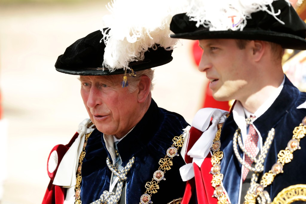 Prince Charles Reportedly Insecure About His Lack Of