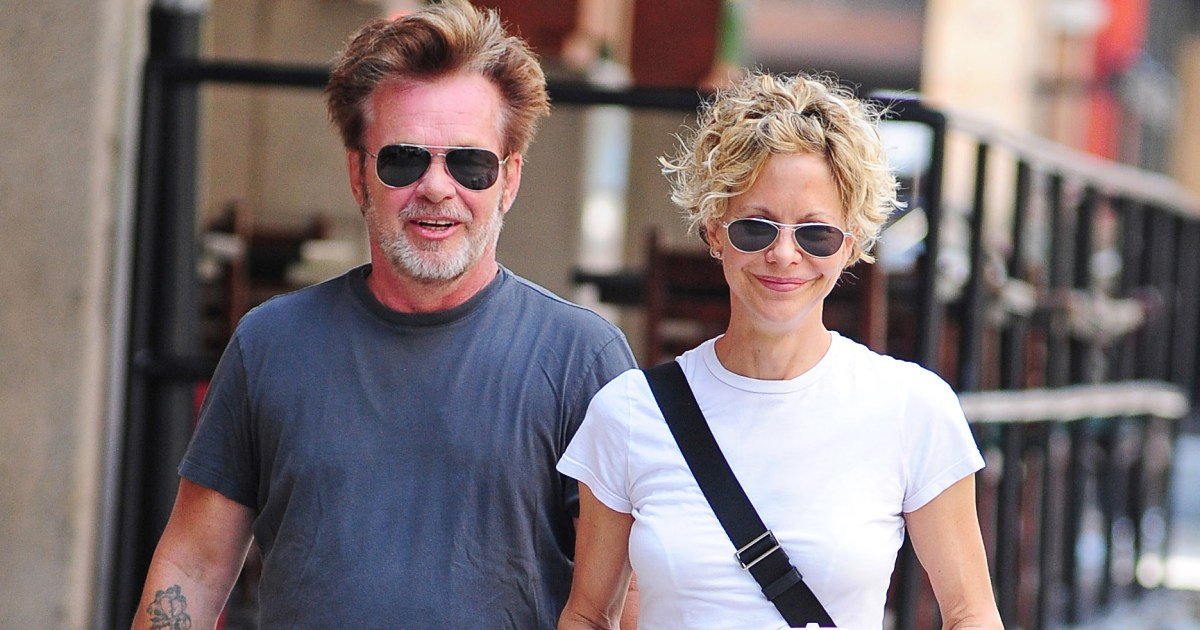 Meg Ryan and John Mellencamp are Solid After Engagement