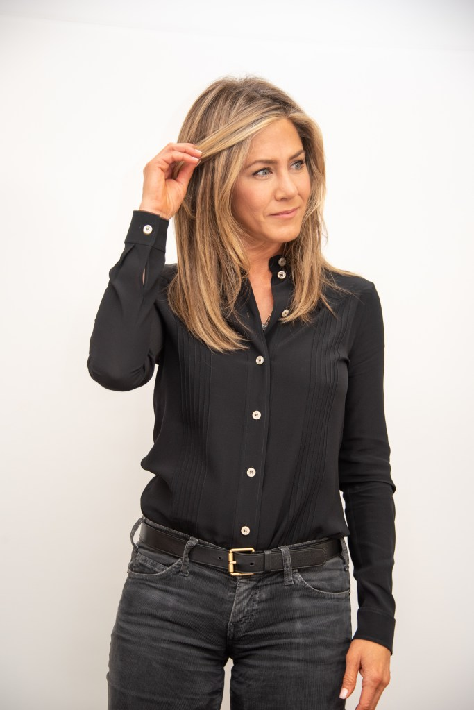 Jennifer Aniston Is Not Worried At All About Turning 50