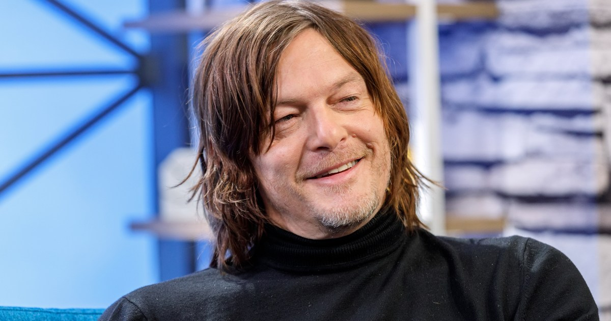 norman reedus shares details