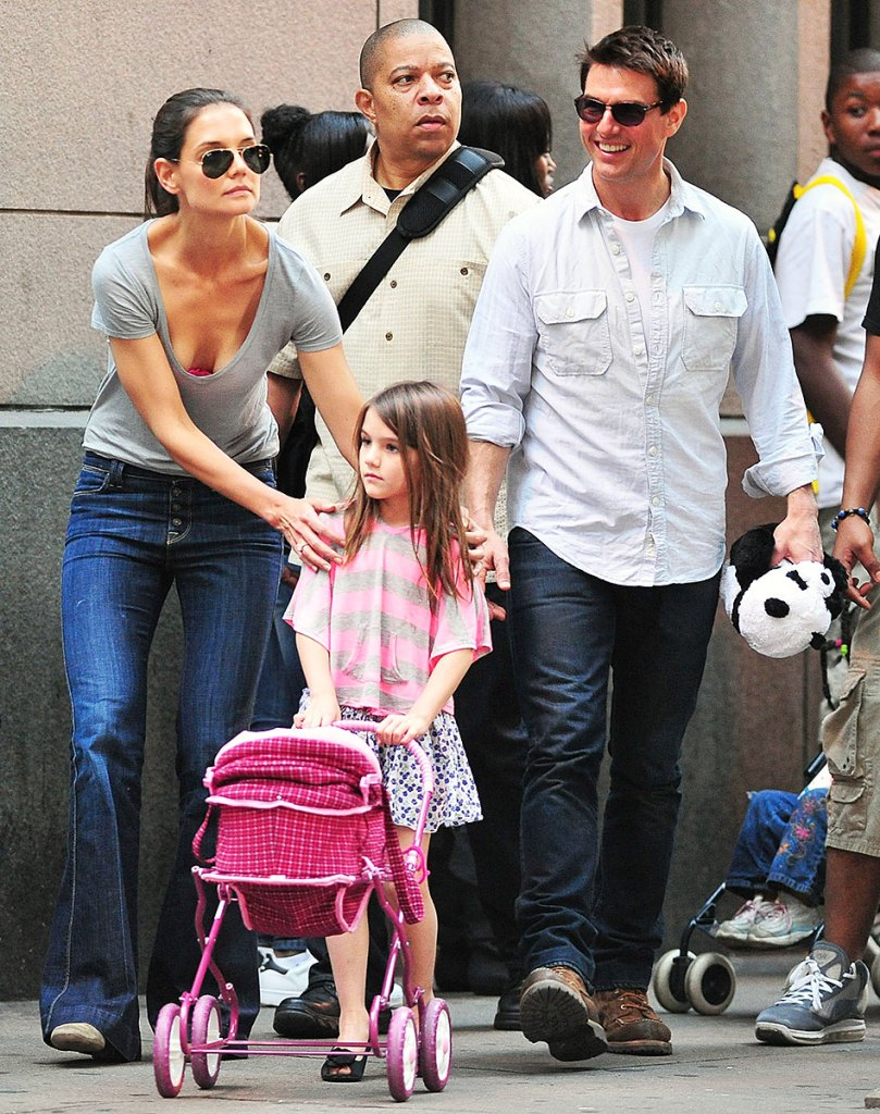 Pics Of Suri Cruise On Her 13th Birthday Here S How She