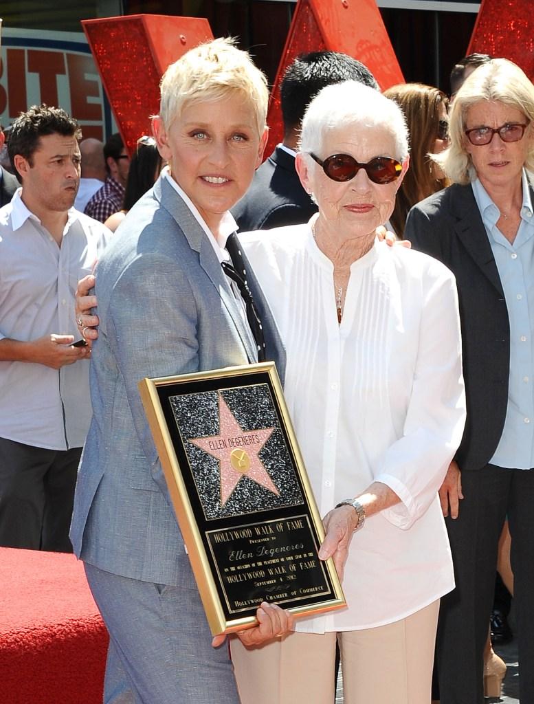 Betty Degeneres Explains Why No Kids In Future For Ellen