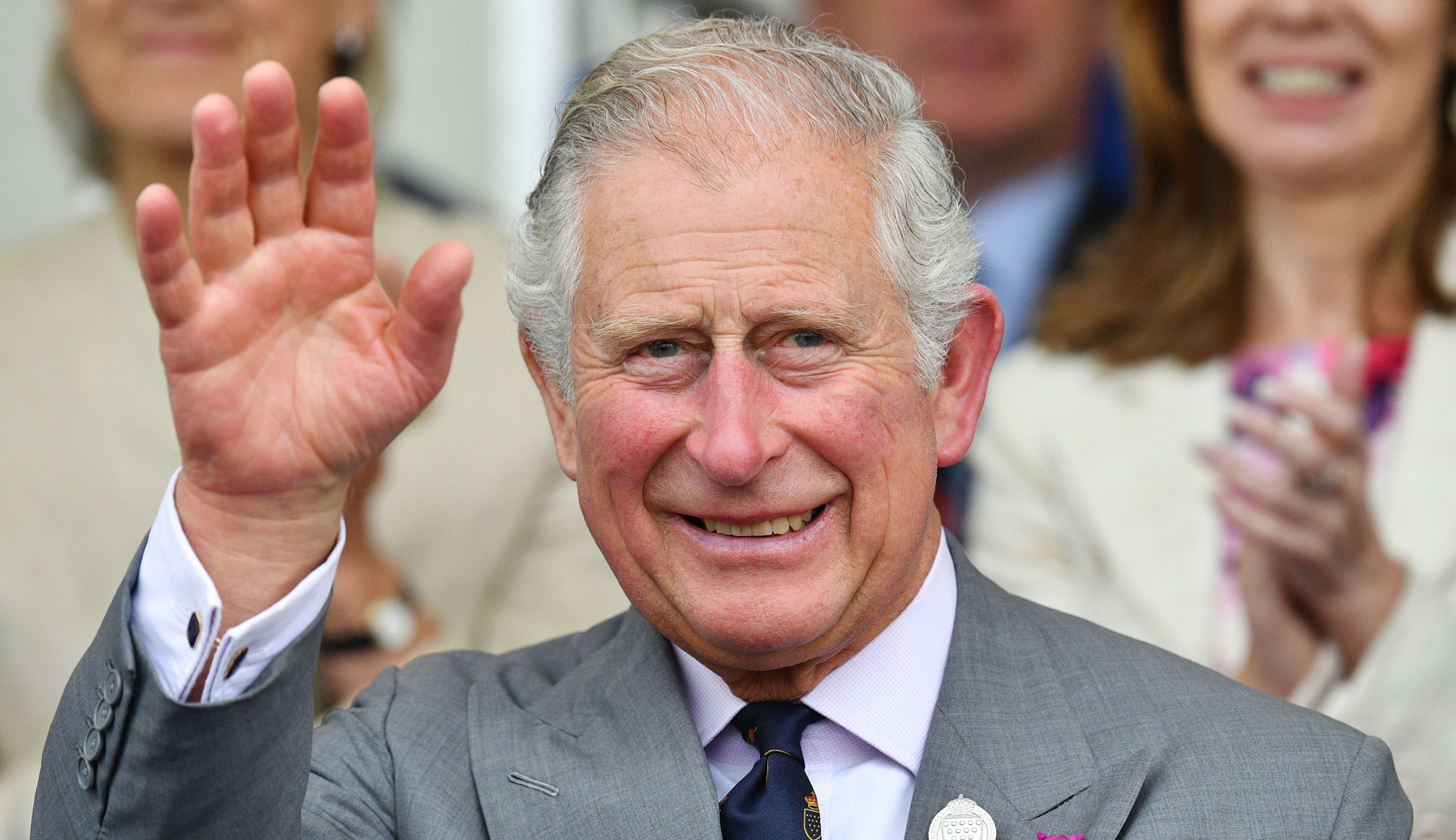 Prince Charles Wears Kilt For Fun Royal Outing With The Scouts
