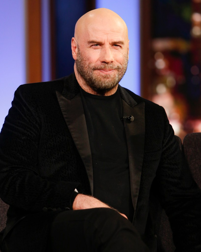 John Travolta Admits To Being A Stage Dad To Daughter Ella