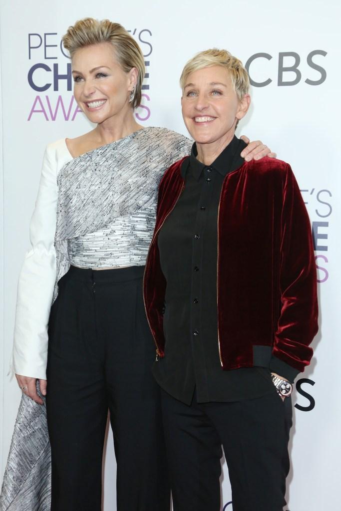 Ellen Degeneres Tells Brad Pitt She Dated One Of His Exes