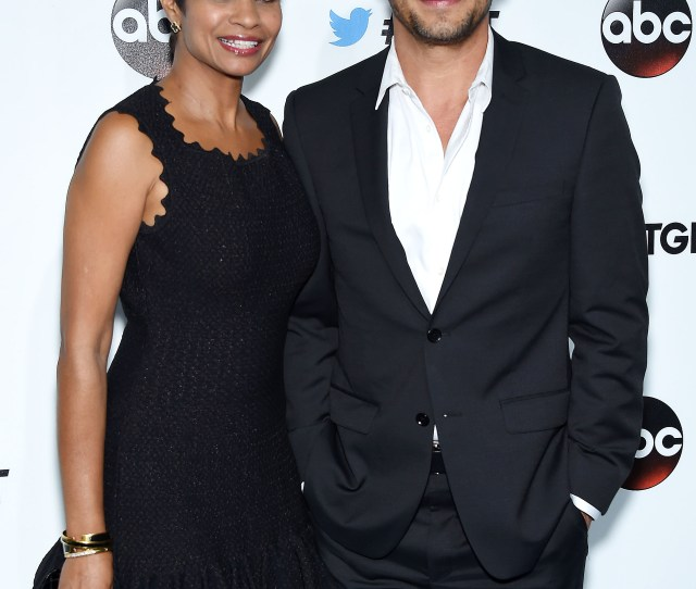 Who Is Justin Chambers Wife Meet Keisha Chambers Their Family