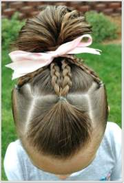 adorable little girl hairstyles