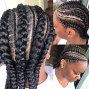 amazing feed in braids 2019