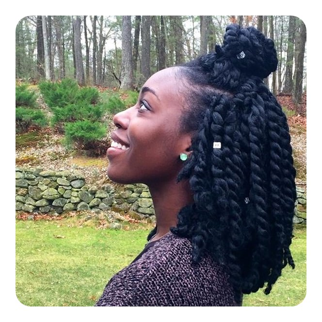 110 Best Protective Hairstyles For Natural Hair