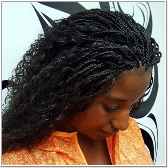 81 Micro Braids You Cannot Miss