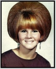 iconic '60s hairstyles jog