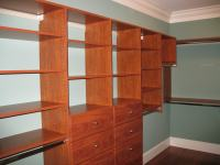 Deluxe Wall Mount Closets - the home of Closet Curves-ETS ...
