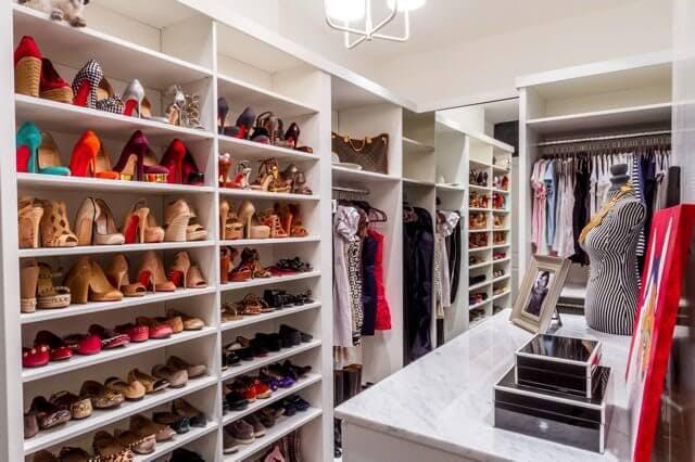 inspiring walk in closet designs for
