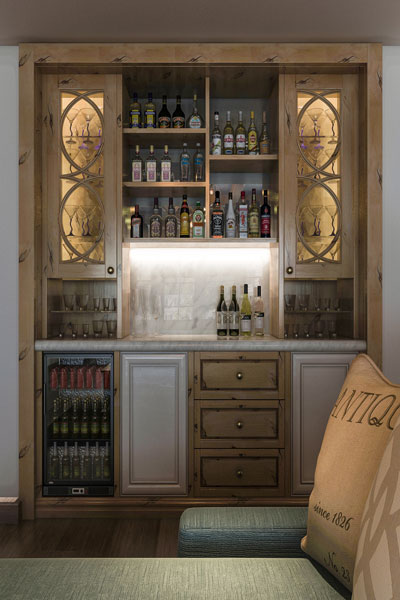 Wine Cabinet Bar Furniture