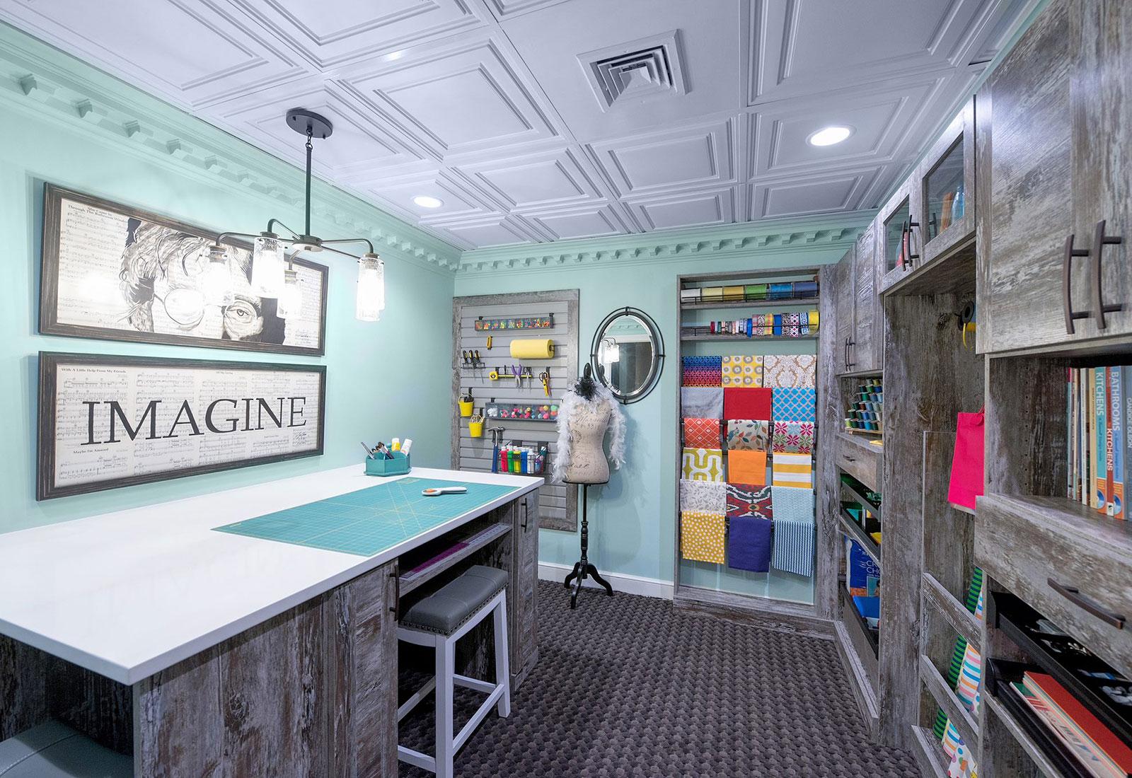 10 Craft Room Organization Tips Closet Factory