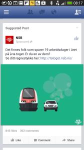 Really NSB?