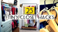25 Organizing Small Closet ideas