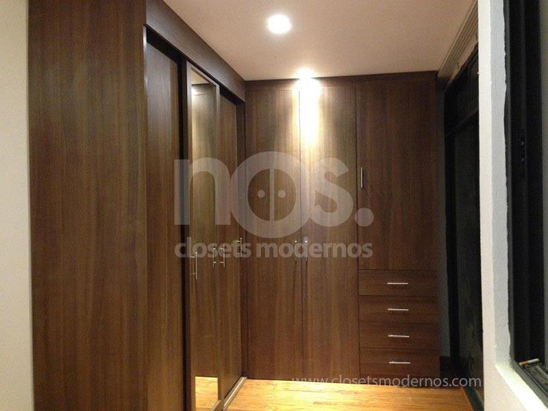 Closets De Madera NOS Closets Modernos