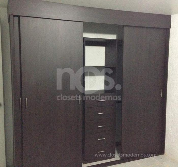 imagenes de closets de madera 9b