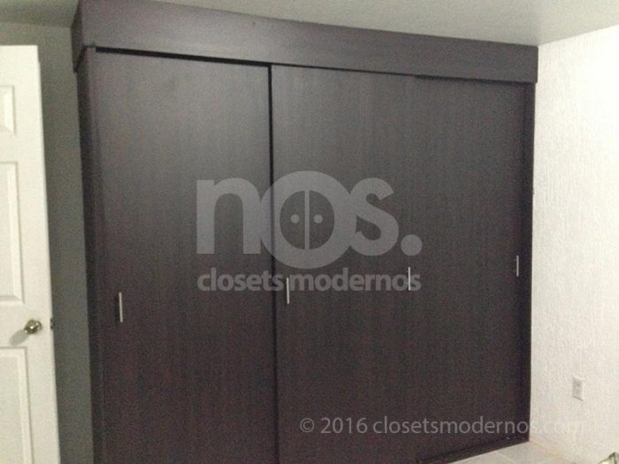 catalogo de closets minimalistas de madera