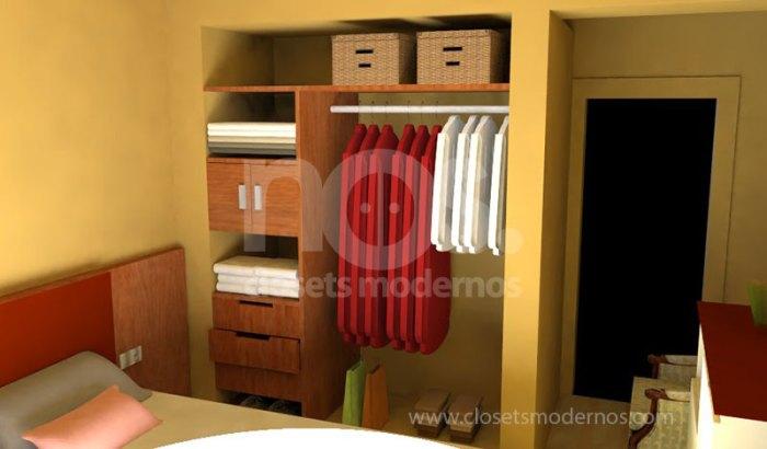 imagenes de closets interiores