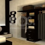 closet minimalista interior