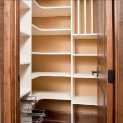 Kitchen Pantry Storage Wall Decorating Ideas Shelving Systems And Custom Organizer