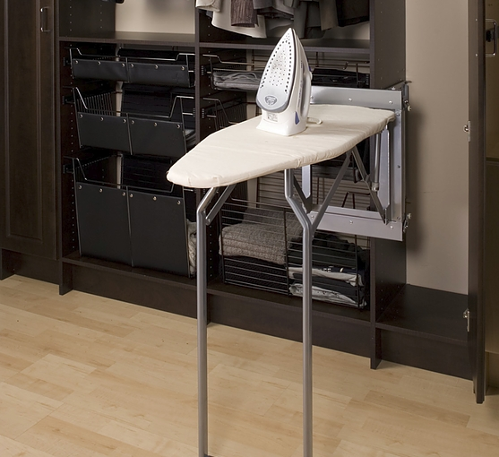 Sidelines Pressing Perfection Ironing Board Closet