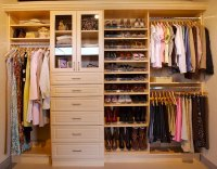 Walk-In Closets, Wall Closets, & Accessories for Closet ...