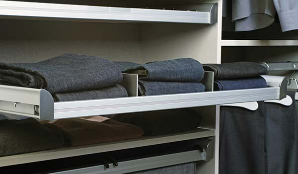 Closet and Pantry Organizers Closet Shelves  Accessories
