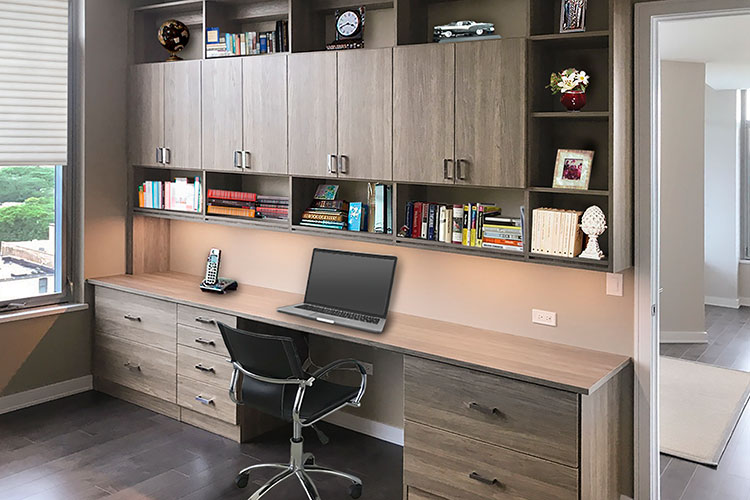 Closet Works Home Office Storage Ideas and Organization