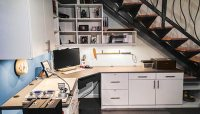 Home Office Storage Ideas for a Man Cave - Office