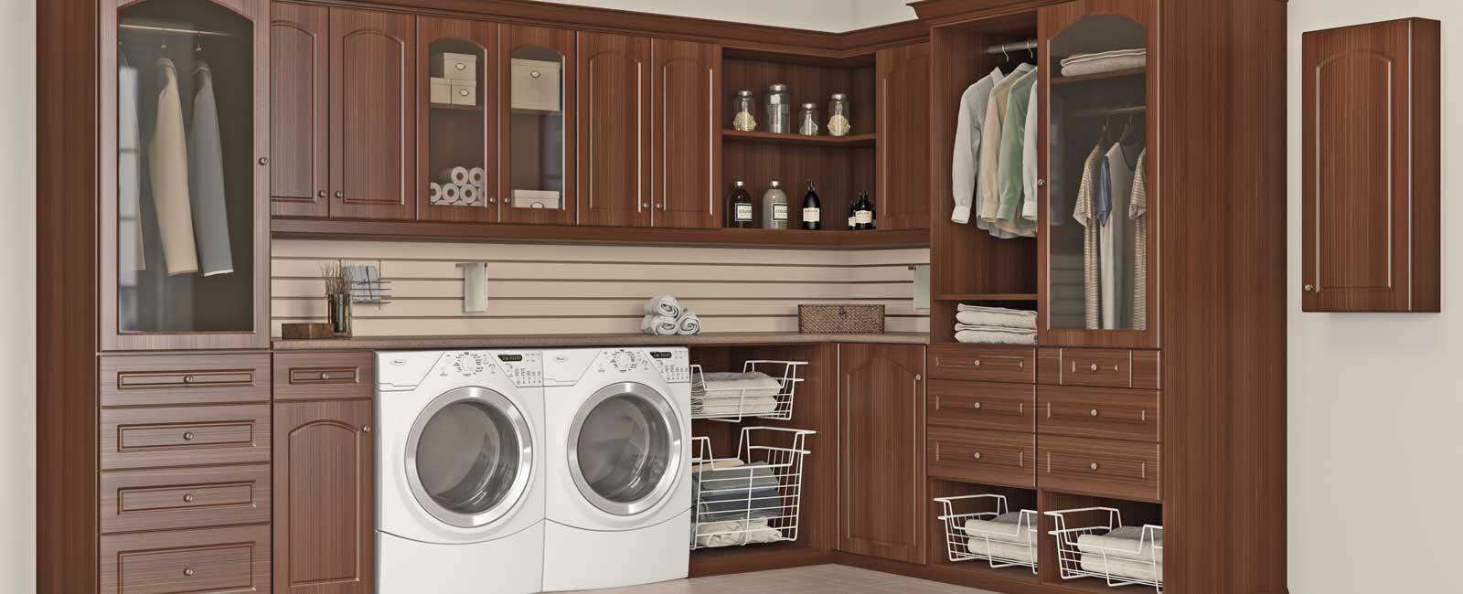 Custom Laundry Room Cabinets Laundry Room Organizers