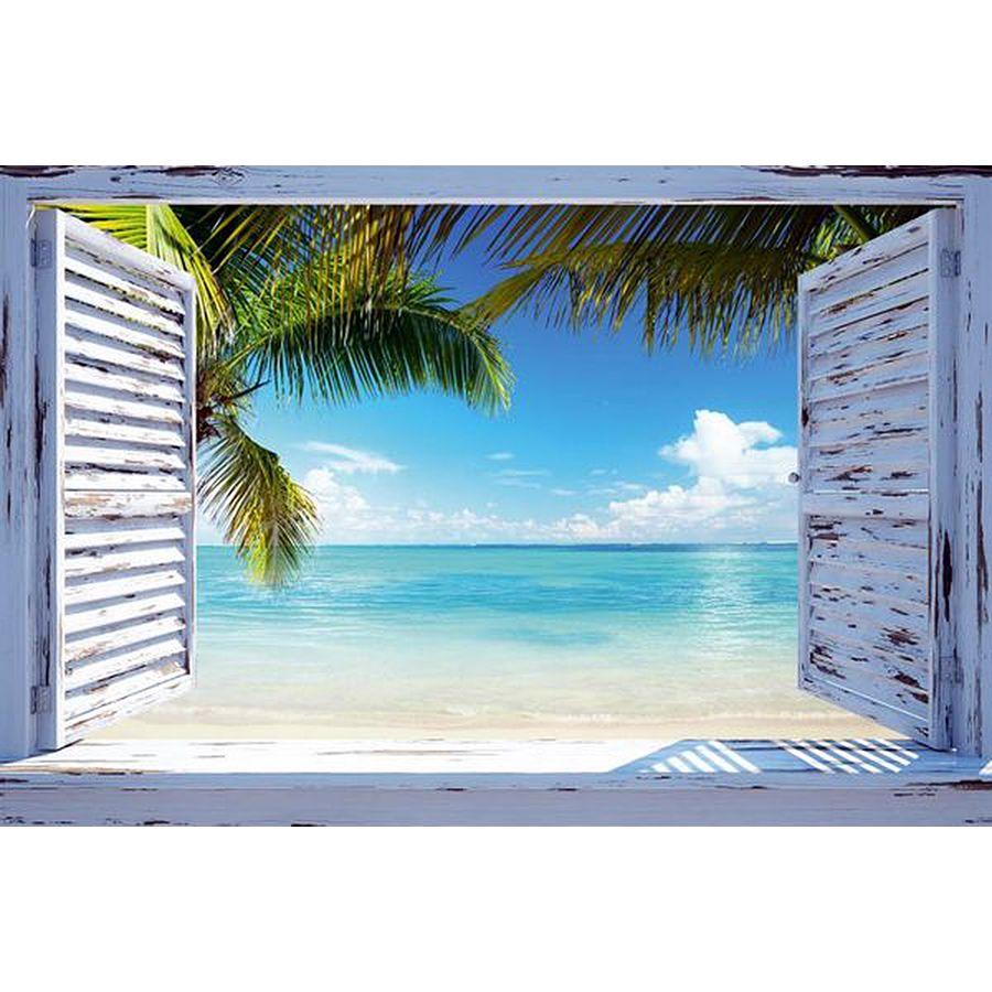 beach view poster
