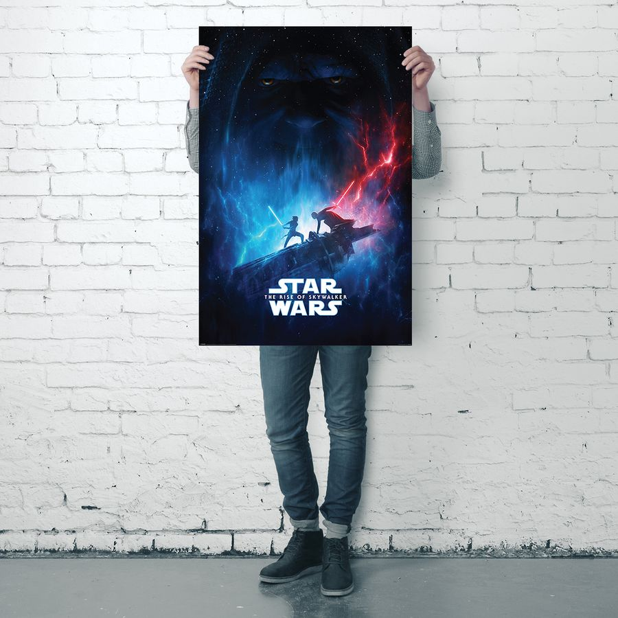 star wars episode 9 poster the rise of