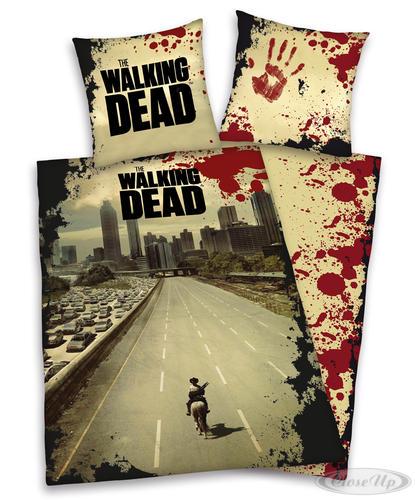 The Walking Dead Bettwsche