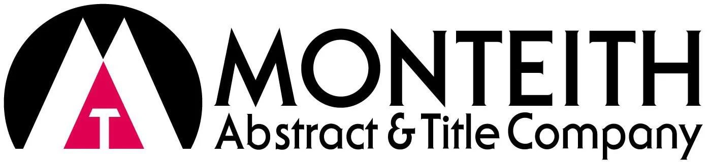 Monteith Abstract & Title Logo