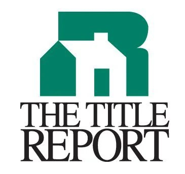 The Title Report Logo