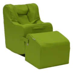 Chill Out Chair Slim Spaces High Rock Er Roll Chairs Closing The Gap Picture Of