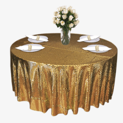 Design Chair Covers To Go All Weather Outdoor Dining Chairs Gold Piano Sequin Table Linen Rental Tablecloth - Cloth Connection