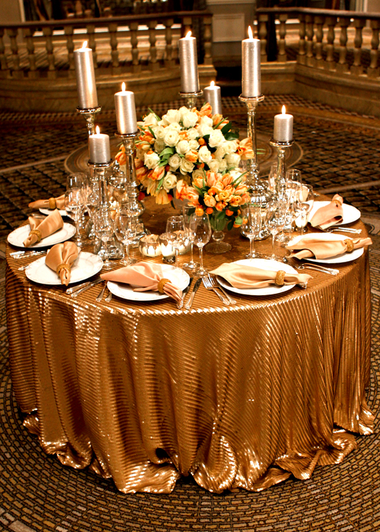 chair covers white linen ikea egg gold piano sequin table rental tablecloth - cloth connection