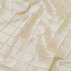 Chair Accessories Design Wedding Covers For Sale Ireland Ivory Pintuck Taffeta Table Linen Rental Tablecloth