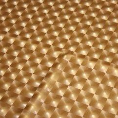 Design Chair Covers To Go Herman Miller Equa Gold Vinyl Hologram Table Linen Rental Tablecloth