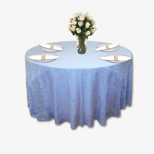 sky chair accessories harp back chairs porcelain blue crushed shimmer table linen rental tablecloth